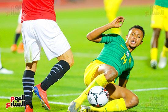 منتخب مصر الأوليمبي وجنوب أفريقيا (21)