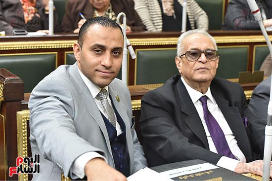 جلسة مجلس النواب برئاسة الدكتور على عبد العال (21)