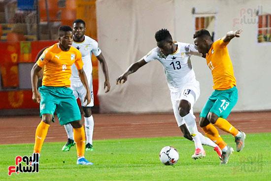 غانا وكوت ديفوار الاولمبى (11)