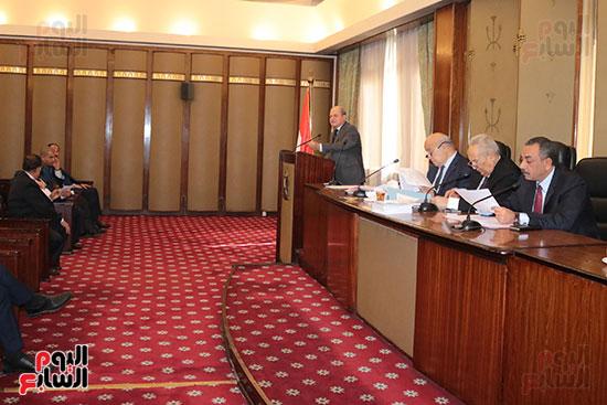 اللجنة التشريعية والدستورية بمجلس النواب (3)