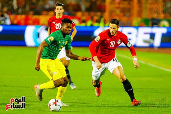 منتخب مصر الأوليمبي وجنوب أفريقيا (1)