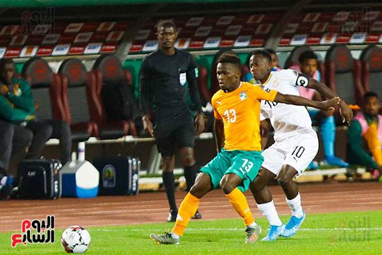 غانا وكوت ديفوار الاولمبى (12)