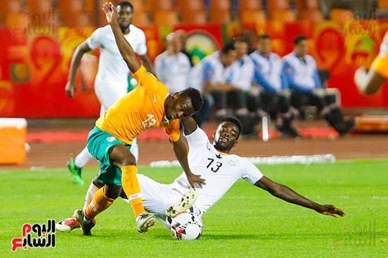 غانا وكوت ديفوار الاولمبى (24)