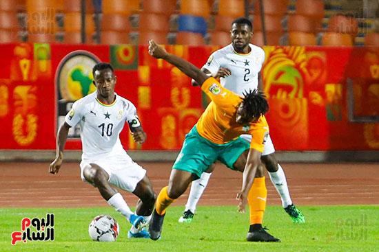 غانا وكوت ديفوار الاولمبى (18)