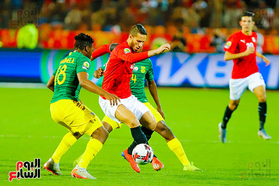 منتخب مصر الأوليمبي وجنوب أفريقيا (8)