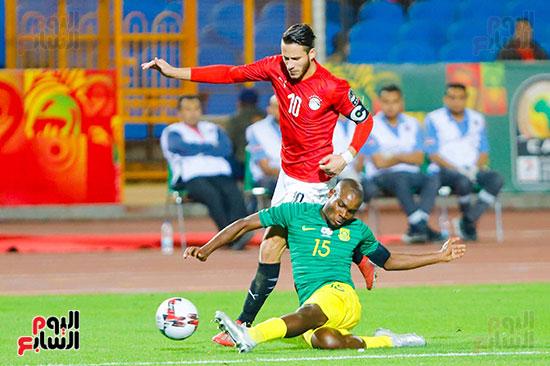 منتخب مصر الأوليمبي وجنوب أفريقيا (19)