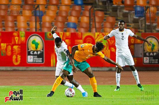 غانا وكوت ديفوار الاولمبى (20)