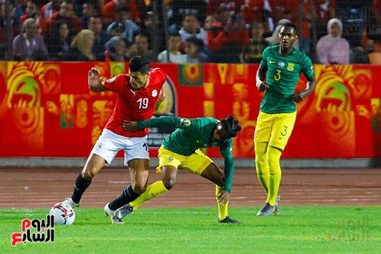 منتخب مصر الأوليمبي وجنوب أفريقيا (12)