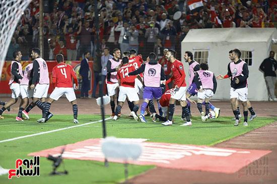 رمضان صبحي يتقدم لمنتخب مصر الأوليمبي (3)
