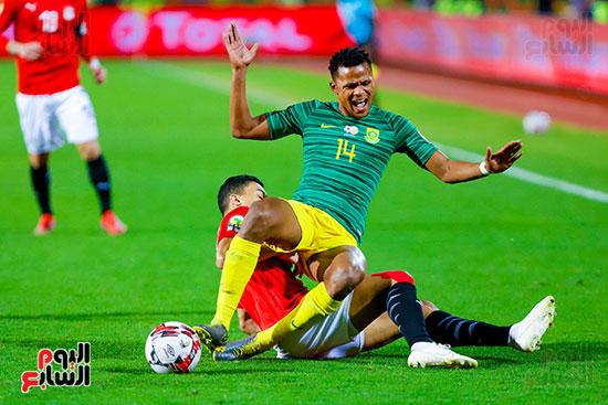 منتخب مصر الأوليمبي وجنوب أفريقيا (4)