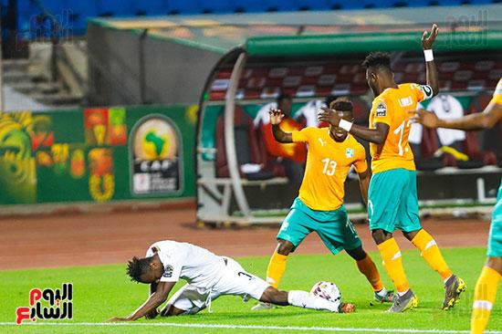 غانا وكوت ديفوار الاولمبى (6)