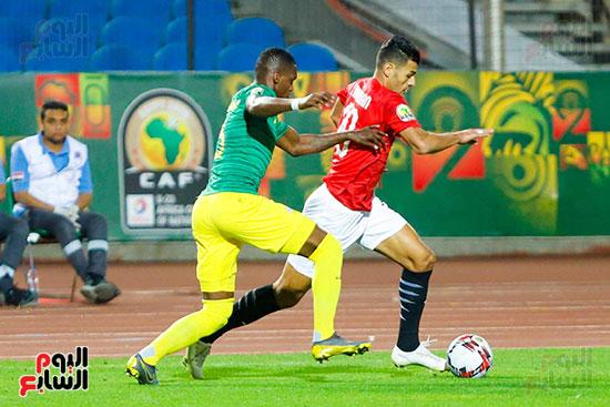 منتخب مصر الأوليمبي وجنوب أفريقيا (15)