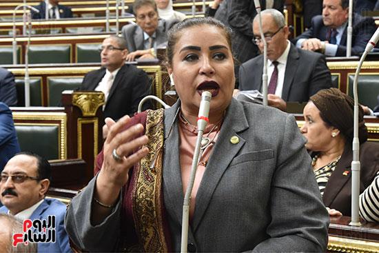 جلسة مجلس النواب برئاسة الدكتور على عبد العال (10)