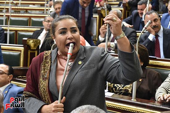 جلسة مجلس النواب برئاسة الدكتور على عبد العال (12)