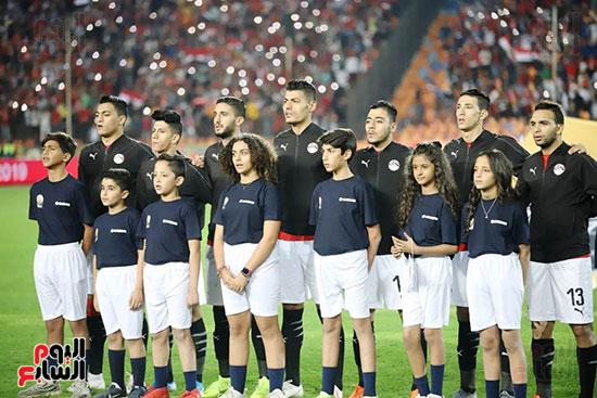 مباراة منتخب مصر الأوليمبي وجنوب أفريقيا (8)
