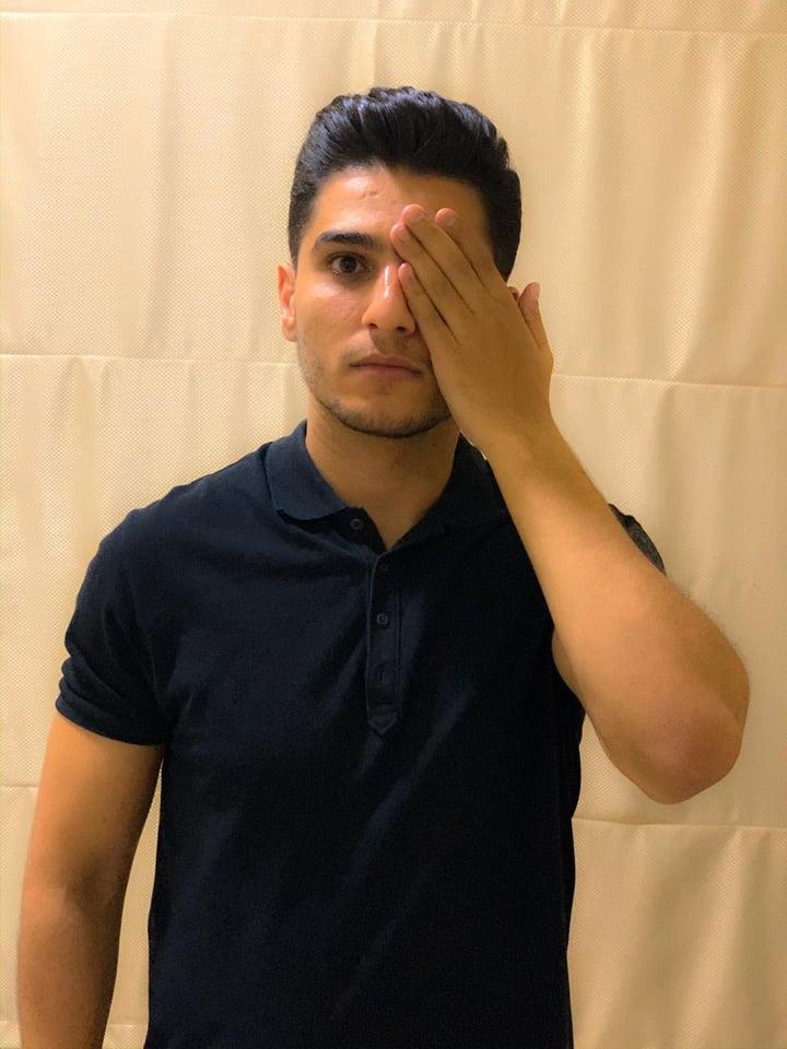 محمد عساف يتضامن مع المصور معاذ البصير