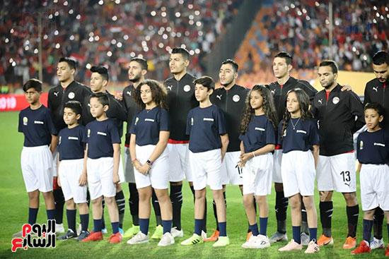 مباراة منتخب مصر الأوليمبي وجنوب أفريقيا (12)