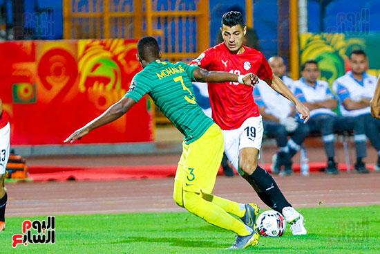 منتخب مصر الأوليمبي وجنوب أفريقيا (3)