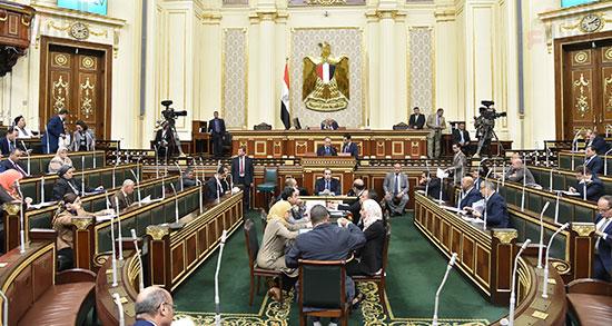 جلسة مجلس النواب برئاسة الدكتور على عبد العال (25)