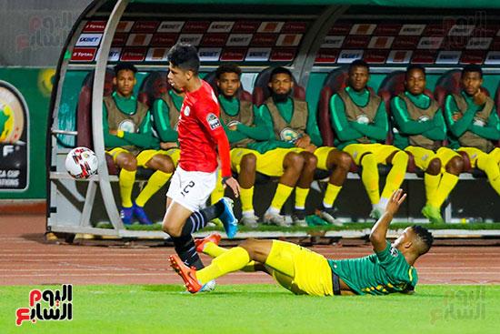 منتخب مصر الأوليمبي وجنوب أفريقيا (11)