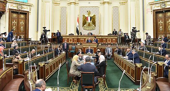 جلسة مجلس النواب برئاسة الدكتور على عبد العال (24)