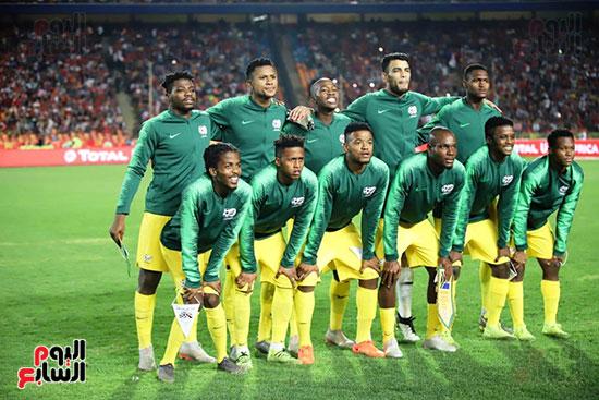 مباراة منتخب مصر الأوليمبي وجنوب أفريقيا (2)
