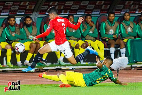 منتخب مصر الأوليمبي وجنوب أفريقيا (10)