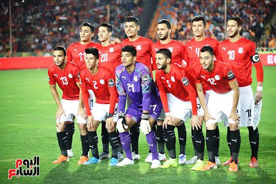 مباراة منتخب مصر الأوليمبي وجنوب أفريقيا (3)