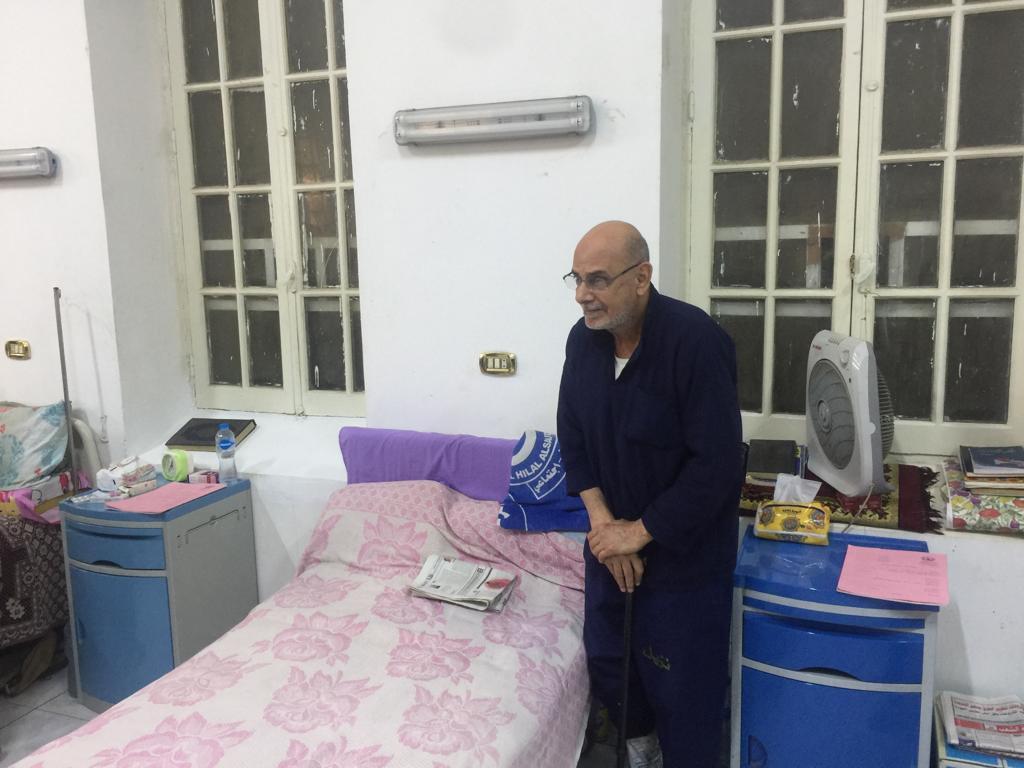مرضى داخل مستشفى السجن (4)