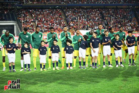 مباراة منتخب مصر الأوليمبي وجنوب أفريقيا (15)