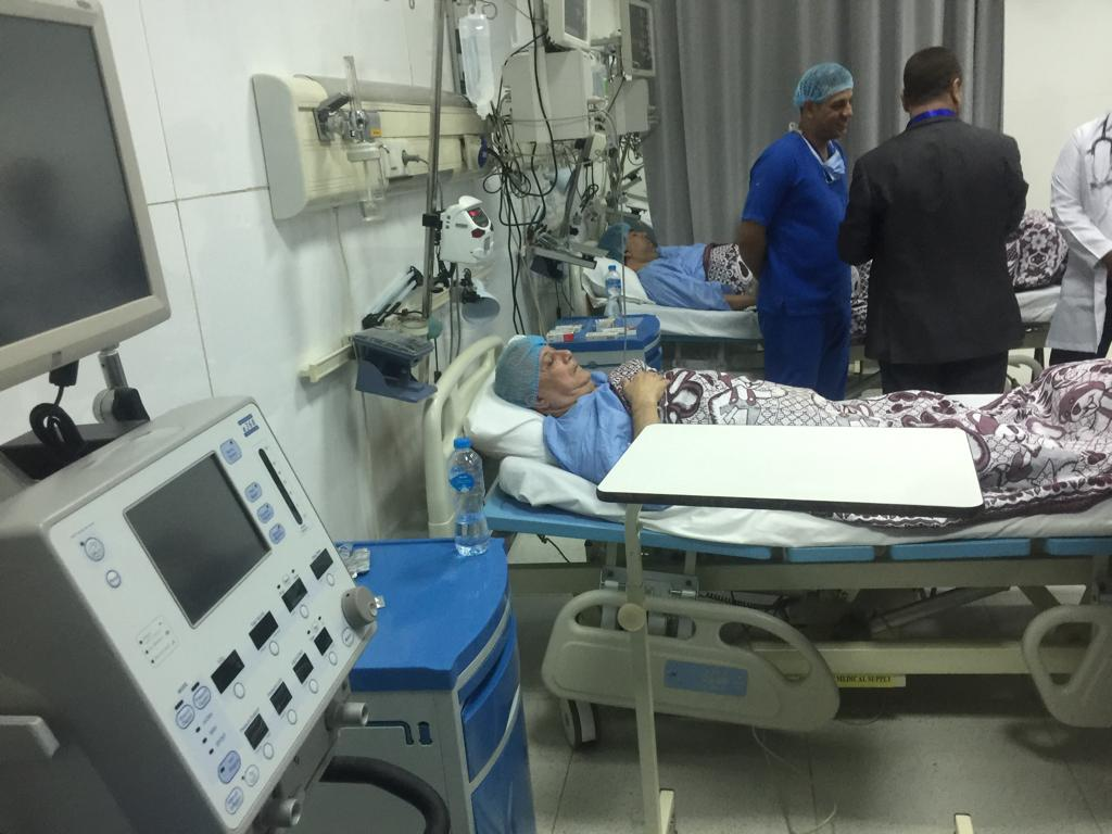 مرضى داخل مستشفى السجن (2)