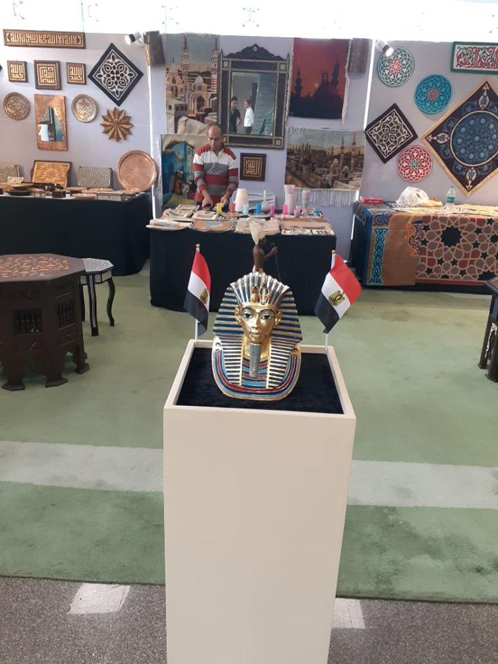 صندوق التنمية الثقافية يشارك فى مؤتمر على ضفاف الجانج (4)