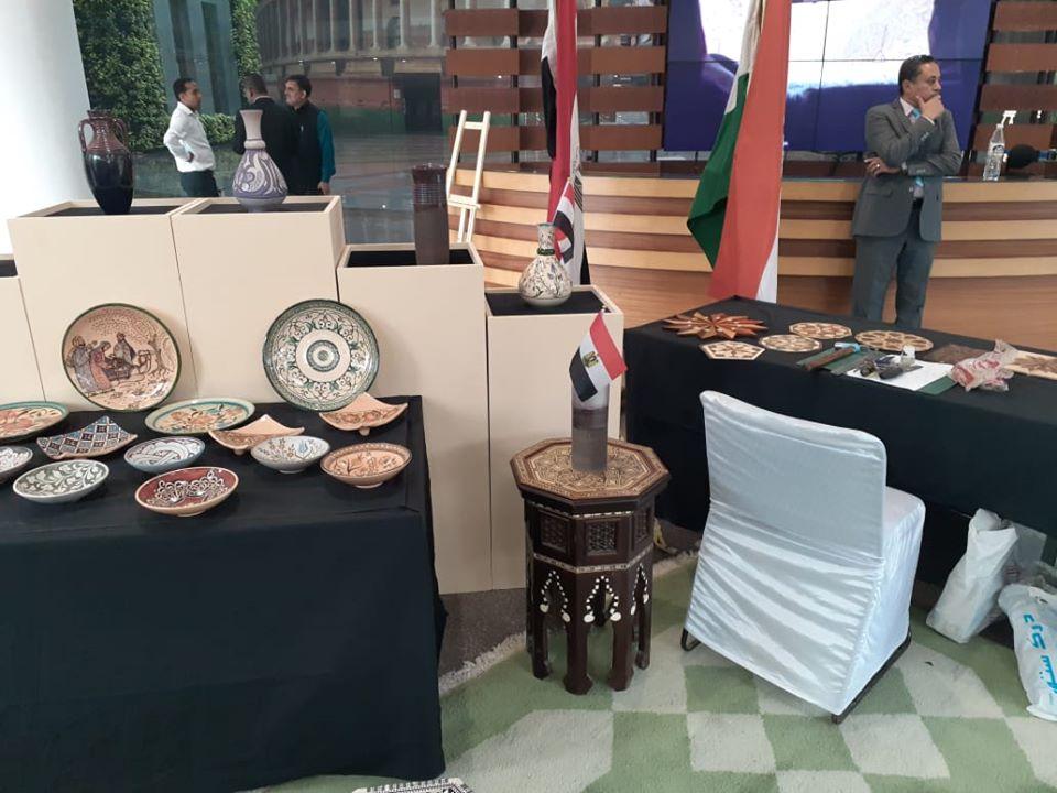 صندوق التنمية الثقافية يشارك فى مؤتمر على ضفاف الجانج (2)