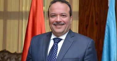 مجدي سبع رئيس جامعة طنطا