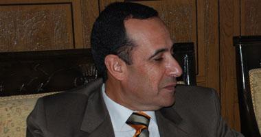 اللواء محمد عبد الفضيل شوشة محافظ شمال سيناء