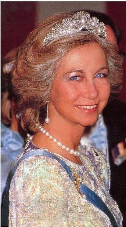 جميلة أوربا الملكة صوفيا