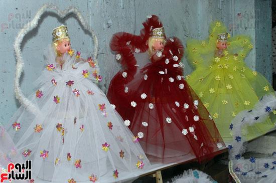 عروسة-مولد-بلاستيك