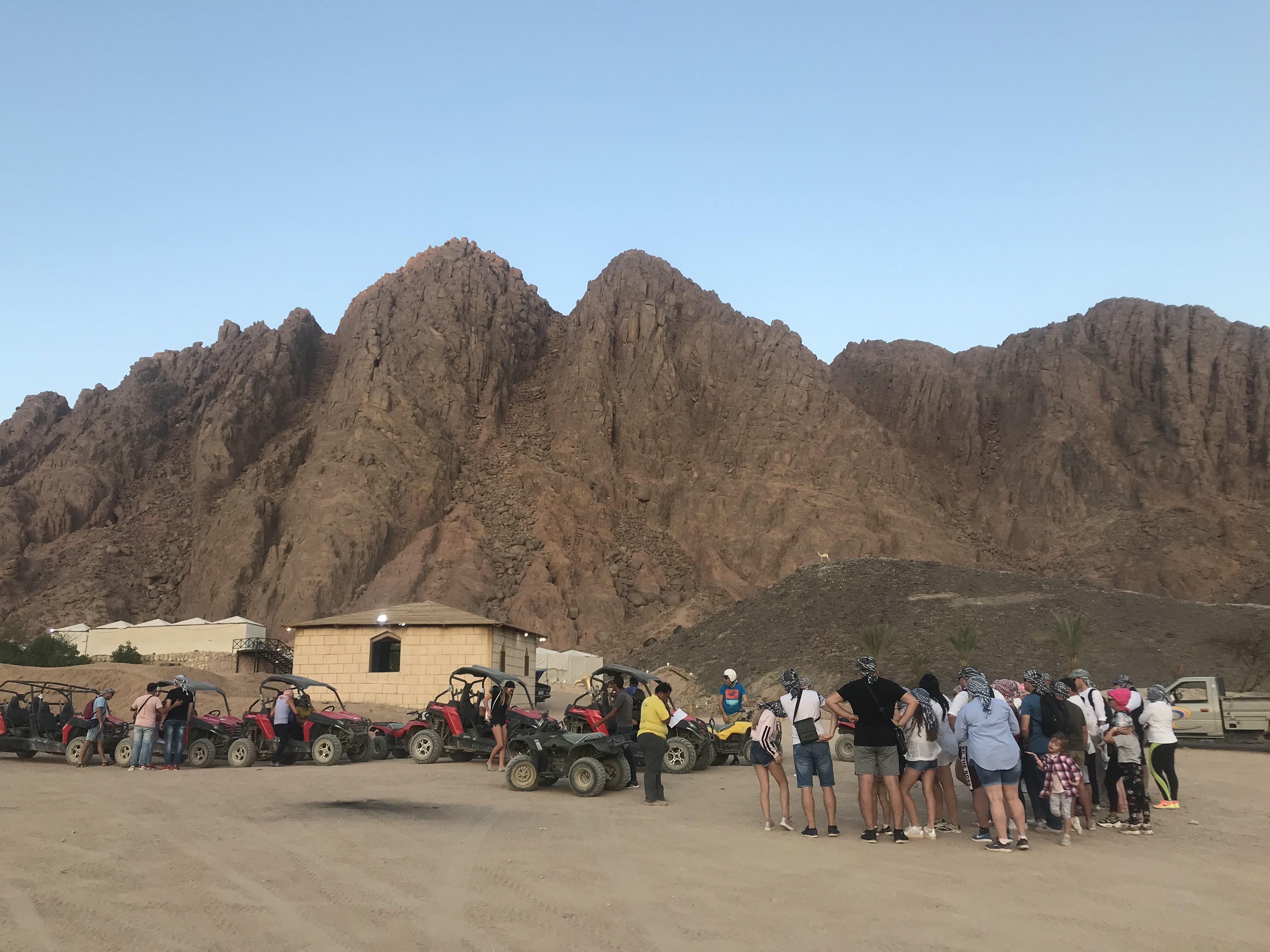 سياحة السفارى والجبال بشرم الشيخ  (19)