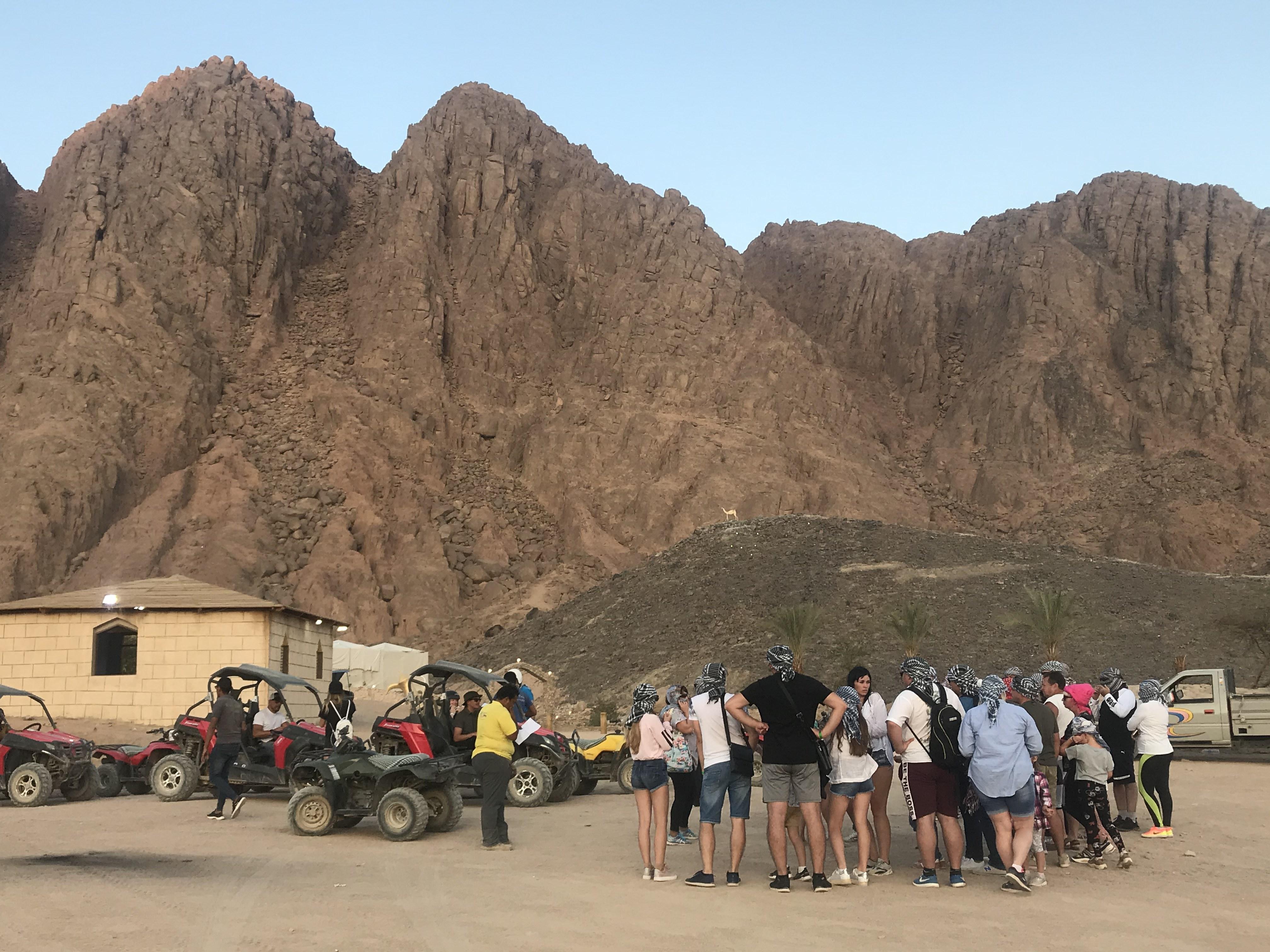 سياحة السفارى والجبال بشرم الشيخ  (20)