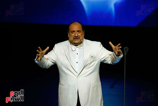 خالد الصاوى يقدم مهرجان القاهرة