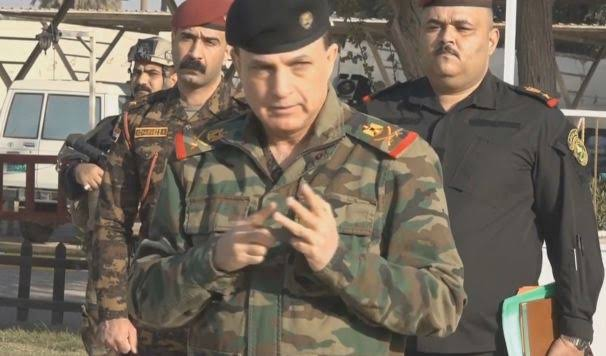 رئيس المخابرات العراقية