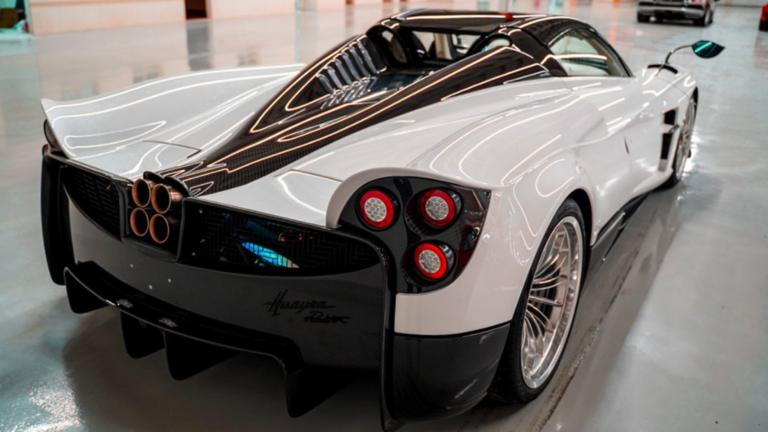 أحدث وأغلى السيارات العالمية الفريدة فى معرض الرياض و2030