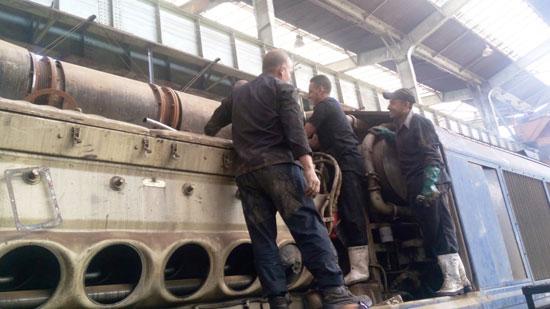 المهندس كامل الوزير وزير النقل (12)