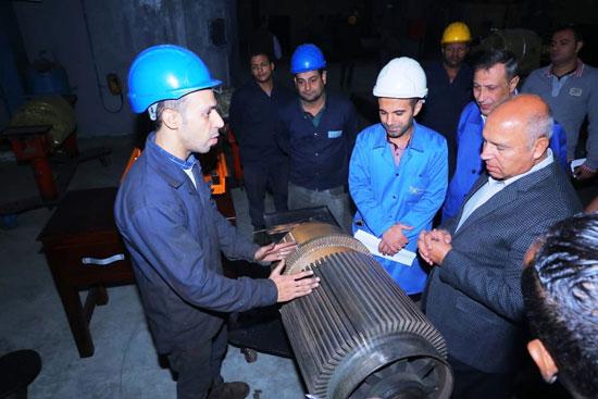 المهندس كامل الوزير وزير النقل (14)