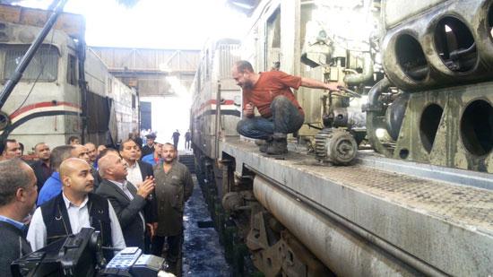المهندس كامل الوزير وزير النقل (24)