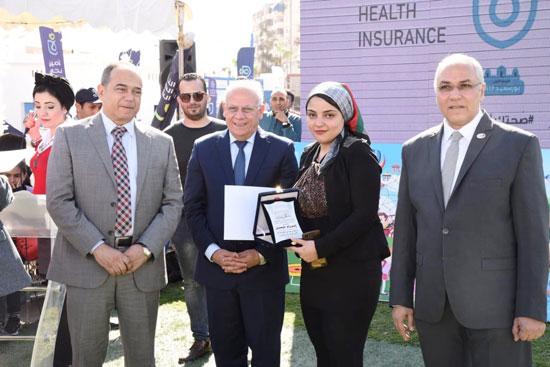 محافظ بورسعيد يشهد احتفال يوم الطفل العالمى (15)