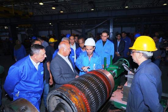 المهندس كامل الوزير وزير النقل (11)