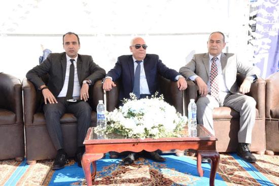 محافظ بورسعيد يشهد احتفال يوم الطفل العالمى (2)