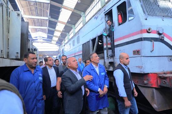 المهندس كامل الوزير وزير النقل (16)