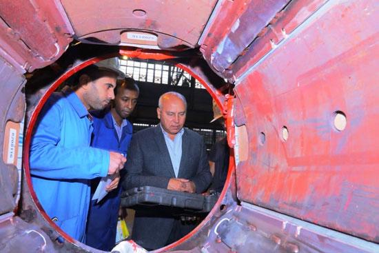 المهندس كامل الوزير وزير النقل (9)